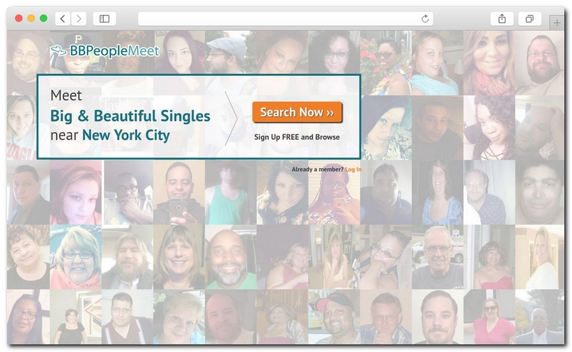 BBPeopleMeet review 04 - How is it to date on a plus-size service: my full BBPeopleMeet review