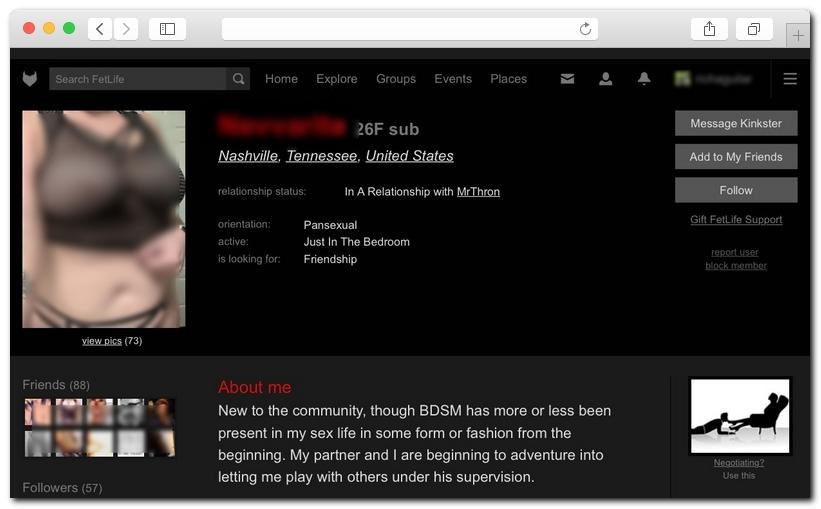 Fetlife BDSM Website 04 - FetLife review 2020
