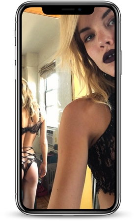 How to shoot a sexy dripping selfie 11 - How to shoot a sexy dripping selfie