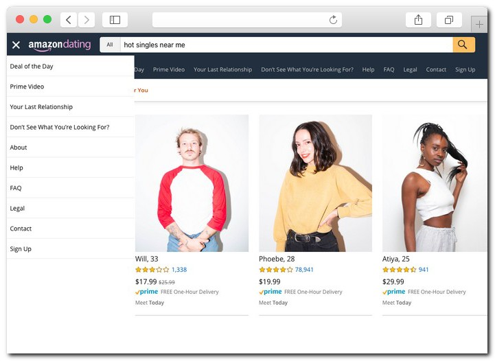 Amazon dating 11 - Amazon dating review 2020
