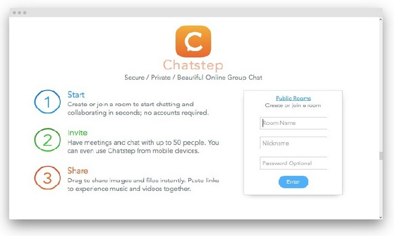 ChatStep one more free chat platform - Chat Avenue: all the information on the oldest chat website in the history