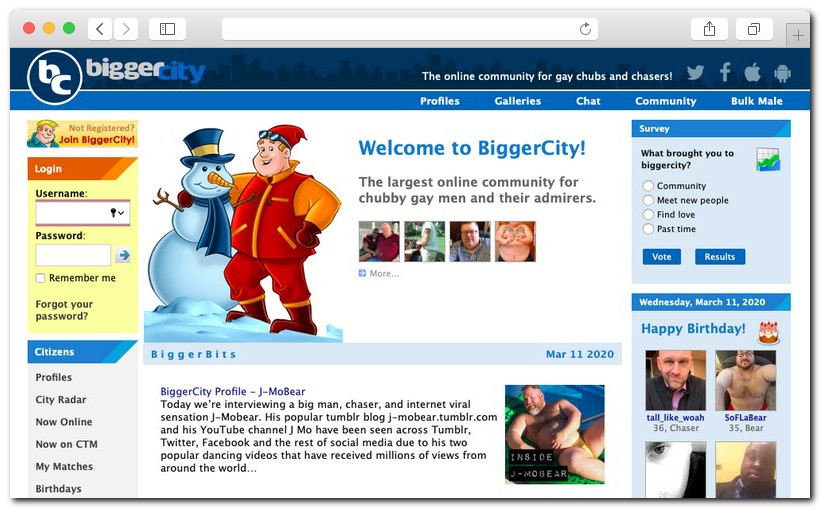 BiggerCity review 06 - BiggerCity full review for daddy bears