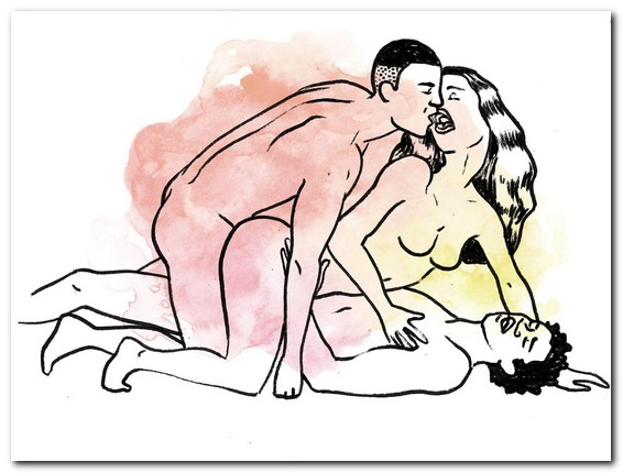 Double penetration threesome two men - Most popular threesome positions for any scenario