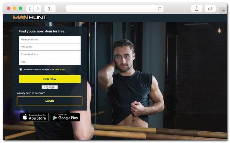Manhunt men hookup chance 07 - Manhunt gay dating app. Review 2020