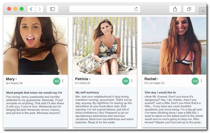 OkCupid dating - 15 best dating websites for women: casual dating, relationships, LGBT, sexting