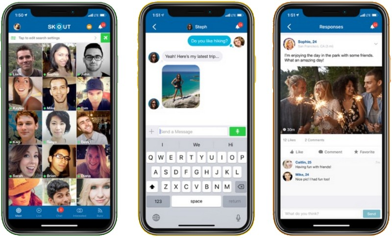 Skout dating app Review 01 - Is Skout the right dating app to scout hookups: full review