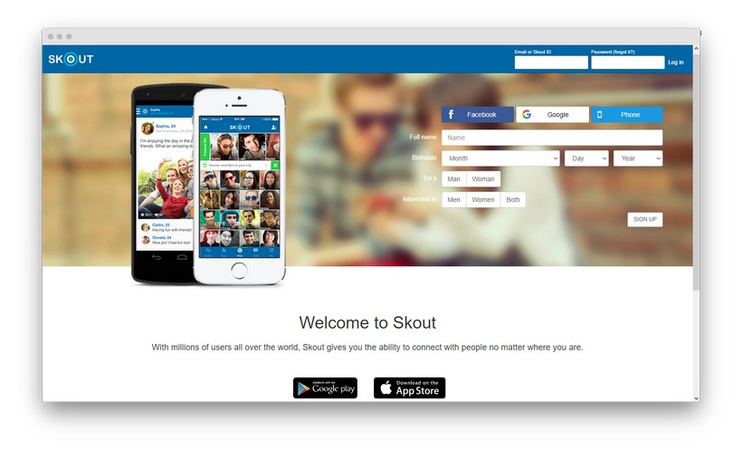 Skout dating app Review 02 - Is Skout the right dating app to scout hookups: full review