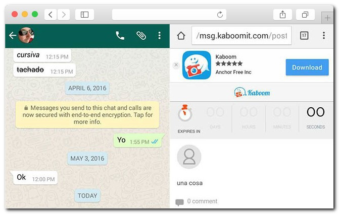 The service can be connected to WhatsApp - 15 best dating websites for women: casual dating, relationships, LGBT, sexting