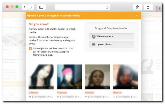 users need to upload pictures - 15 best dating websites for women: casual dating, relationships, LGBT, sexting