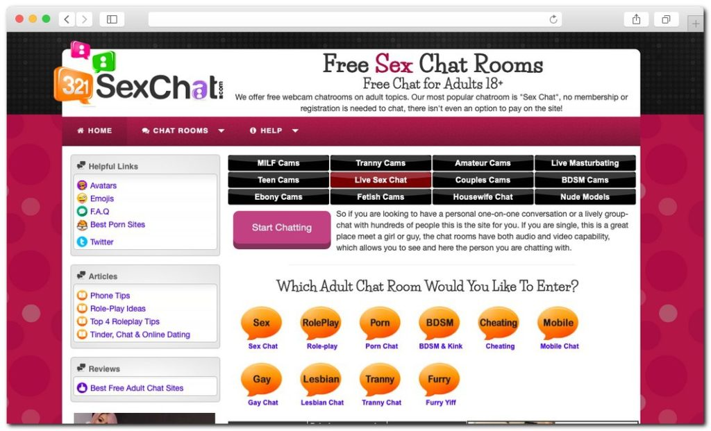 321sex chat Review 11 1024x621 - 321SexChat review. All you need to know before trying it