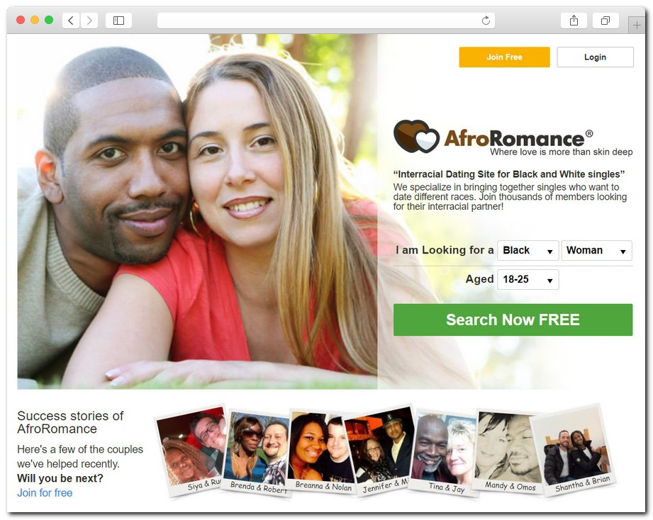 AfroRomance review 1 - AfroRomance review: should you use the platform for interracial dating