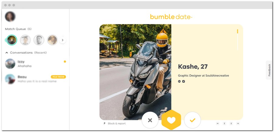 Bumble review 3 - My Bumble dating experience and what you can expect