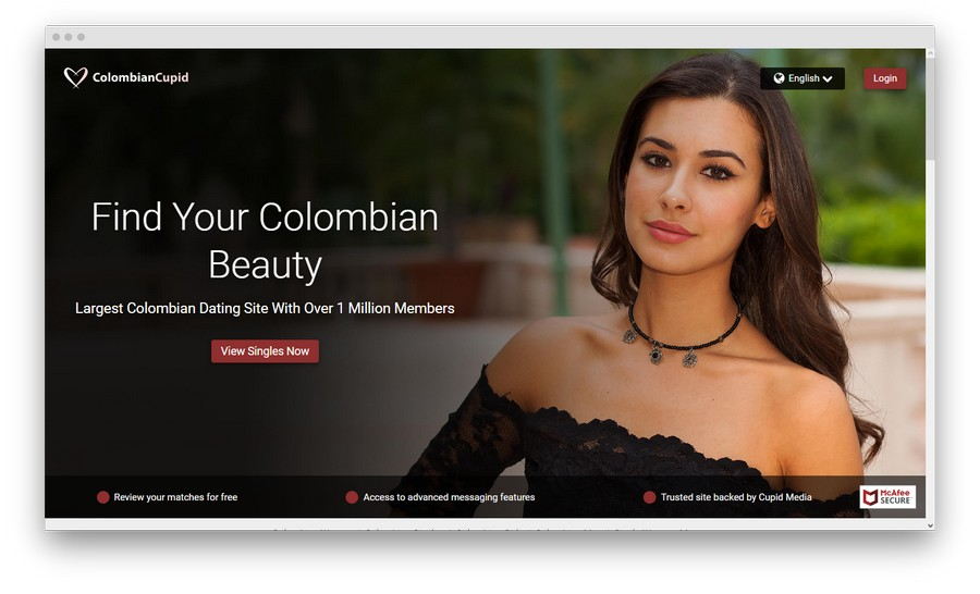 ColombianCupid review 1 - Colombian Cupid full review: Find your Colombian beauty