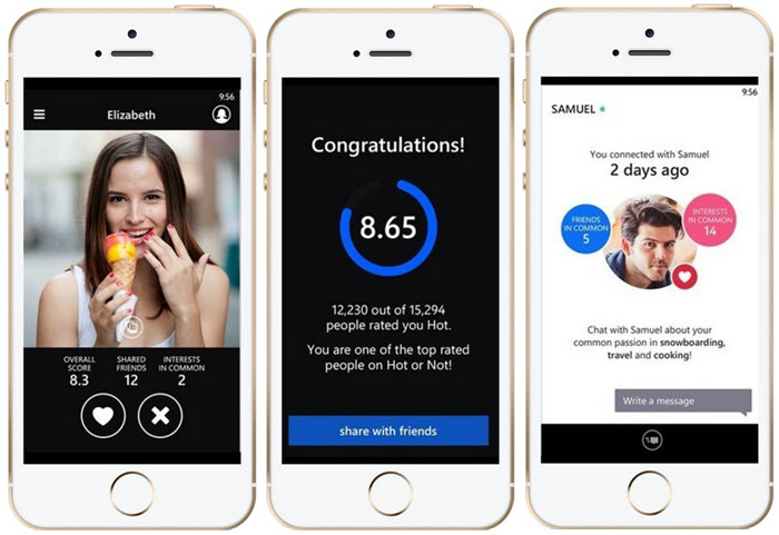 Hot or Not App review 18 - How hot is dating on Hot Or Not