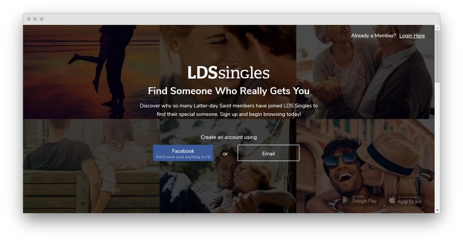 LDS Singles Review 1 - LDS Singles review: how to meet your future Mormon partner