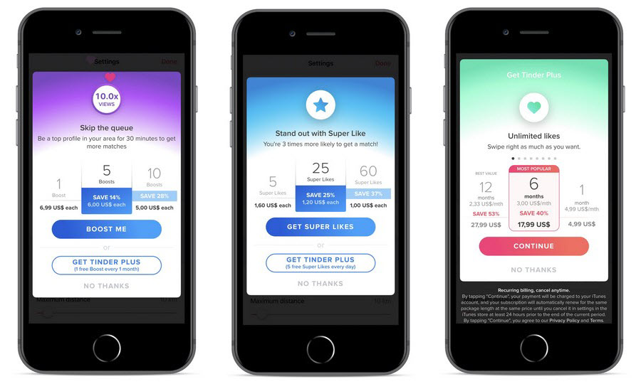 app tinder 1 - Tinder Review: Why Everyone is So Obsessed with the Service