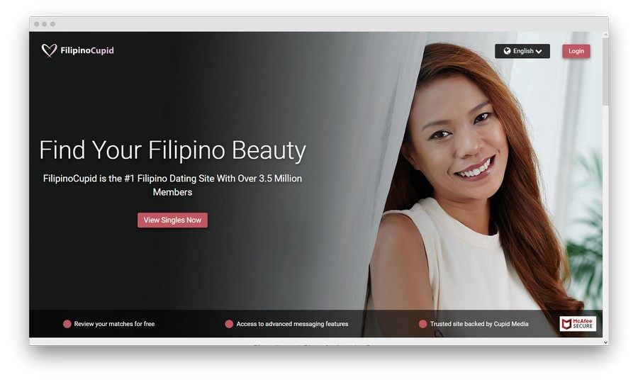 filipino cupid review 1 - How I tried to find a Filipino date on Filipino Cupid