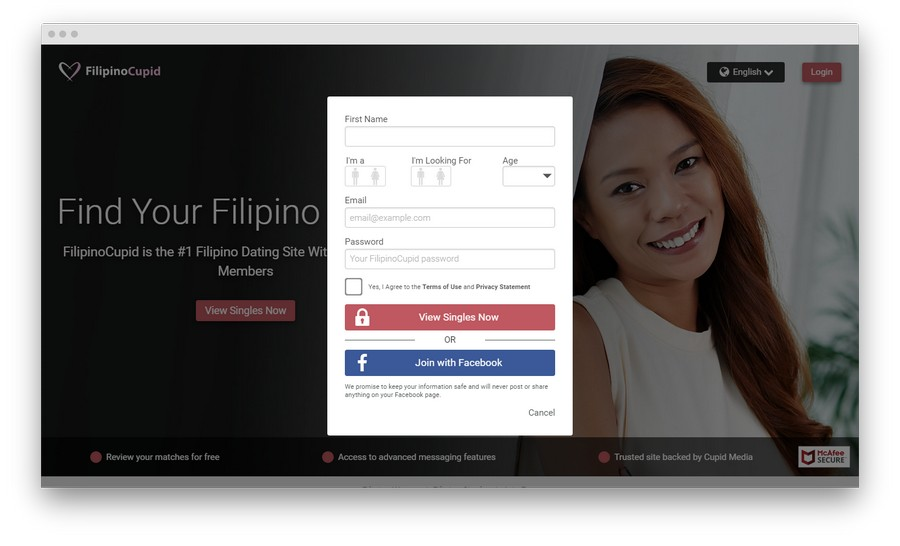 filipino cupid review 3 - How I tried to find a Filipino date on Filipino Cupid