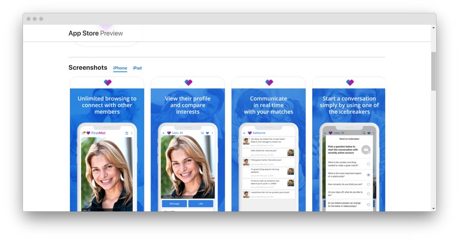 firstmet Review 1 - FirstMet Dating Site: A First-hand Review of the Service