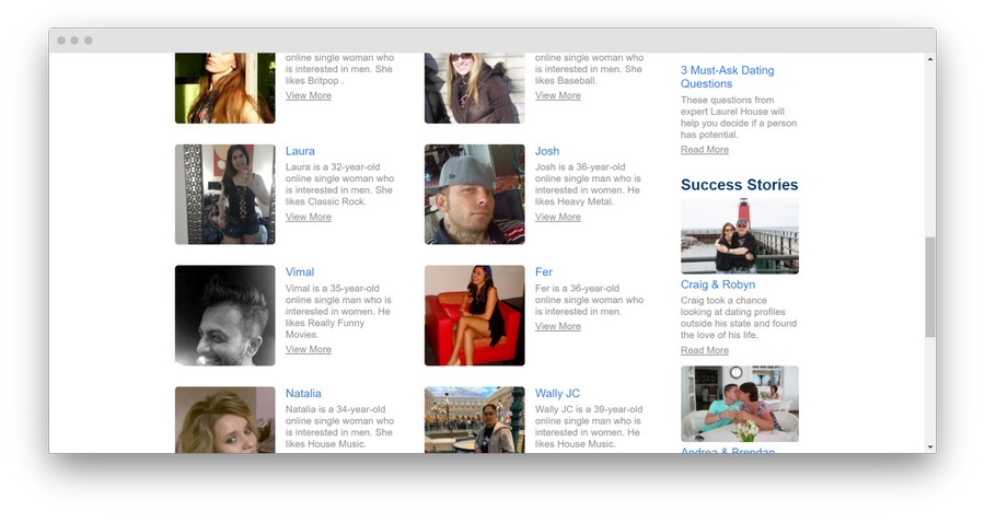 firstmet Review 4 - FirstMet Dating Site: A First-hand Review of the Service