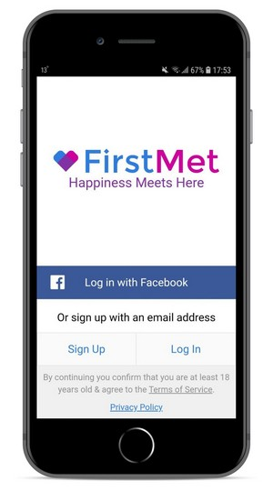 firstmet app 2 - FirstMet Dating Site: A First-hand Review of the Service