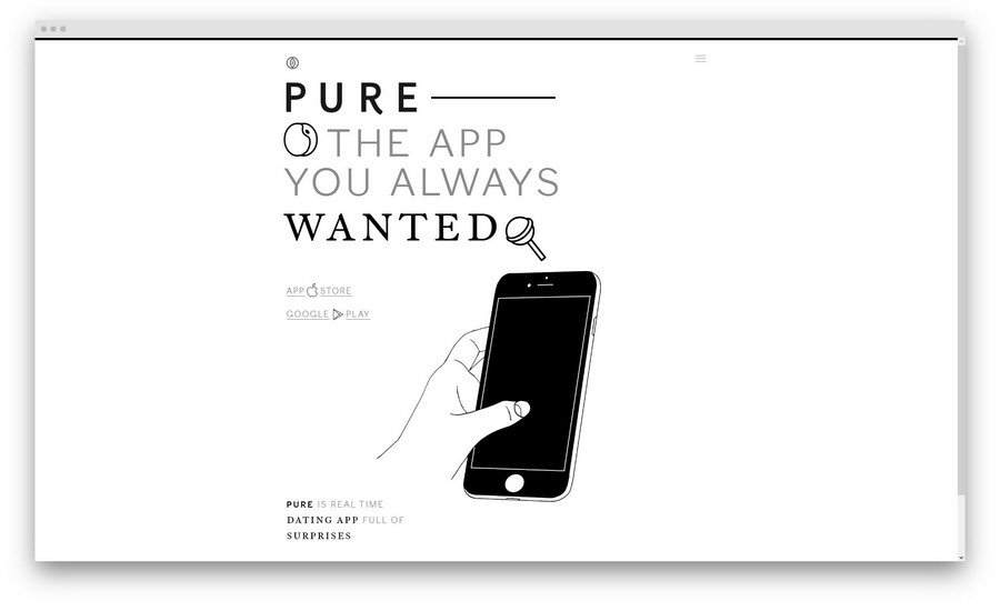 screenshot pure app  - Free Sex Sites Review — Fuck Buddy Tonight!