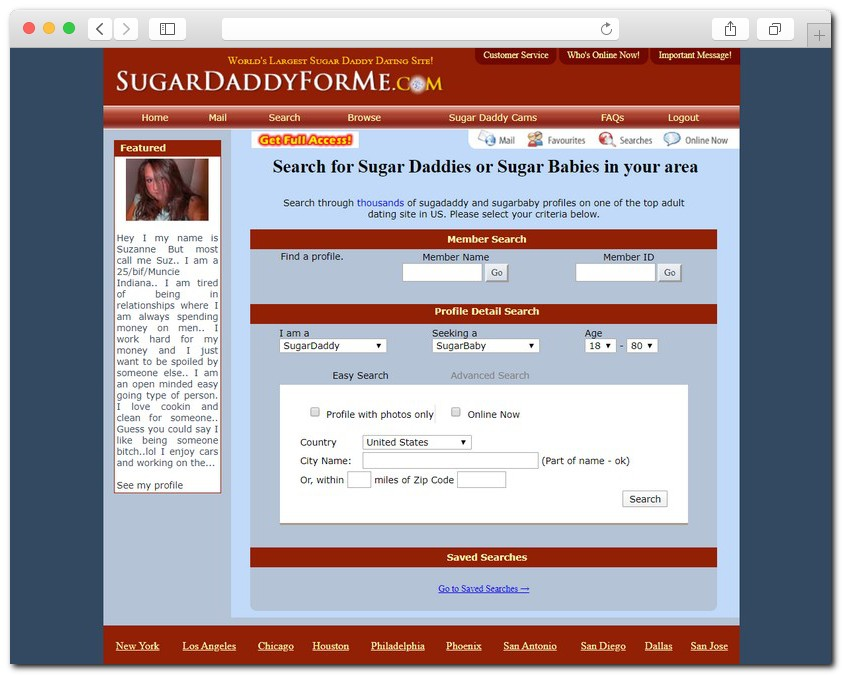 sugardaddyforme review 04 - Will Sugar Daddy For Me Change Your Mind About Sugar Dating? Full Website Review