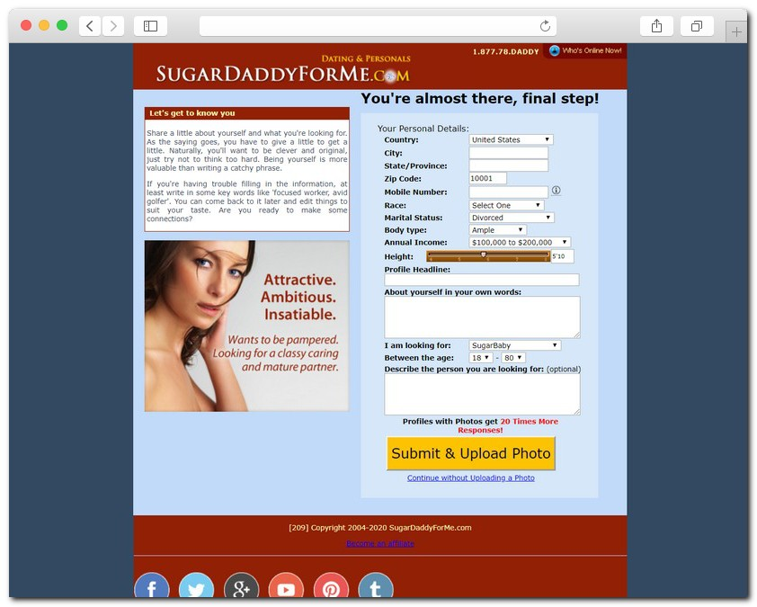 sugardaddyforme review 07 - Will Sugar Daddy For Me Change Your Mind About Sugar Dating? Full Website Review