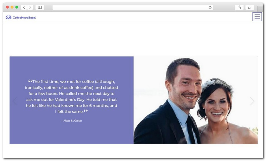 Coffee Meets Bagel7 - Coffee Meets Bagel is not like any other dating site you used before