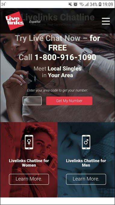 Free Phone Sex Chatlines1 - An Honest Review of 8 Popular Free Phone Sex Chatlines