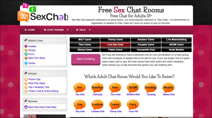 adult sex chats5 - 8 Adult Sex Chat Rooms for Live Sex Chat: My Review
