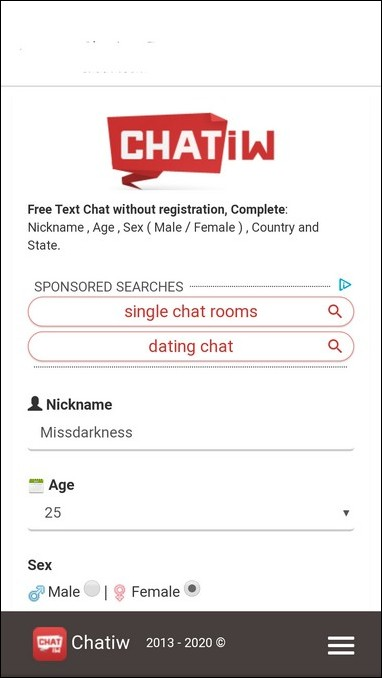 anonymous chat 5 - 8 Popular Anonymous Chat Apps and Sites to Meet a Perfect Stranger