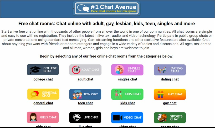 anonymous chat2 - 8 Popular Anonymous Chat Apps and Sites to Meet a Perfect Stranger