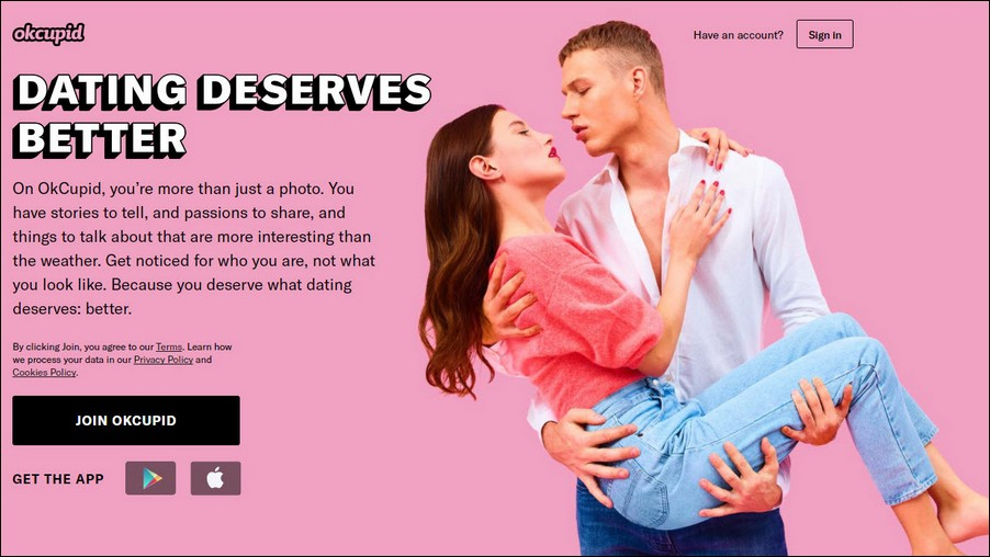 dating website for serious relationships