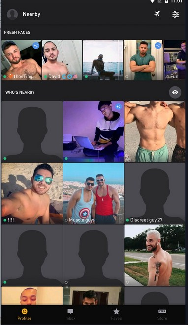 grindr app6 - Grindr: the All-Men App That Helps to Connect Gay, Bi, Trans, and Queer People