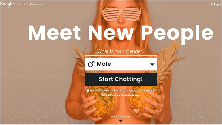sex chat roulette12 - Sex Chat Roulette Review: Don't Waste Your Time and See Alternatives