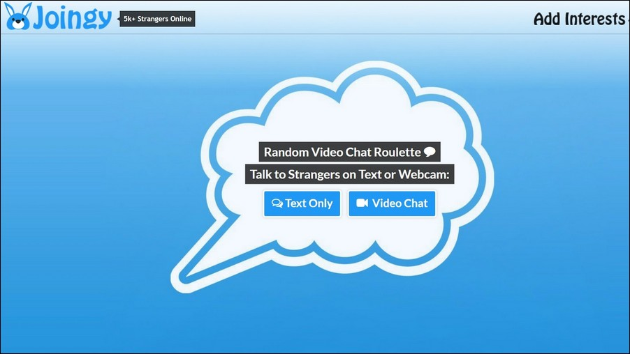 sex chat roulette4 - Sex Chat Roulette Review: Don't Waste Your Time and See Alternatives