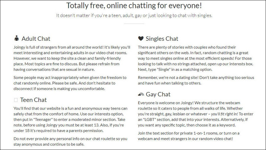 sex chat roulette5 - Sex Chat Roulette Review: Don't Waste Your Time and See Alternatives