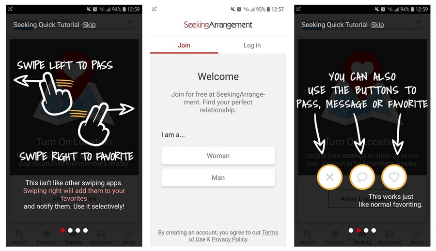 sugar daddy sites and apps1 - 8 Sugar Daddy Sites and Apps for Mutually Beneficial Relationships