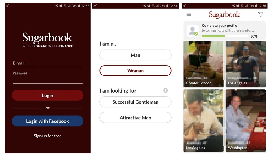sugar daddy sites and apps7 - 8 Sugar Daddy Sites and Apps for Mutually Beneficial Relationships