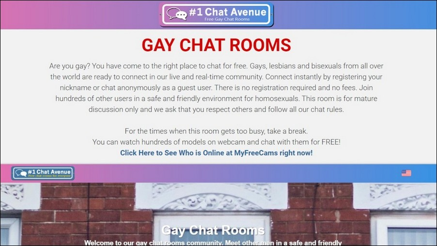 top gay chats9 - Choosing The Best Free Gay Chat: 10 Best Services