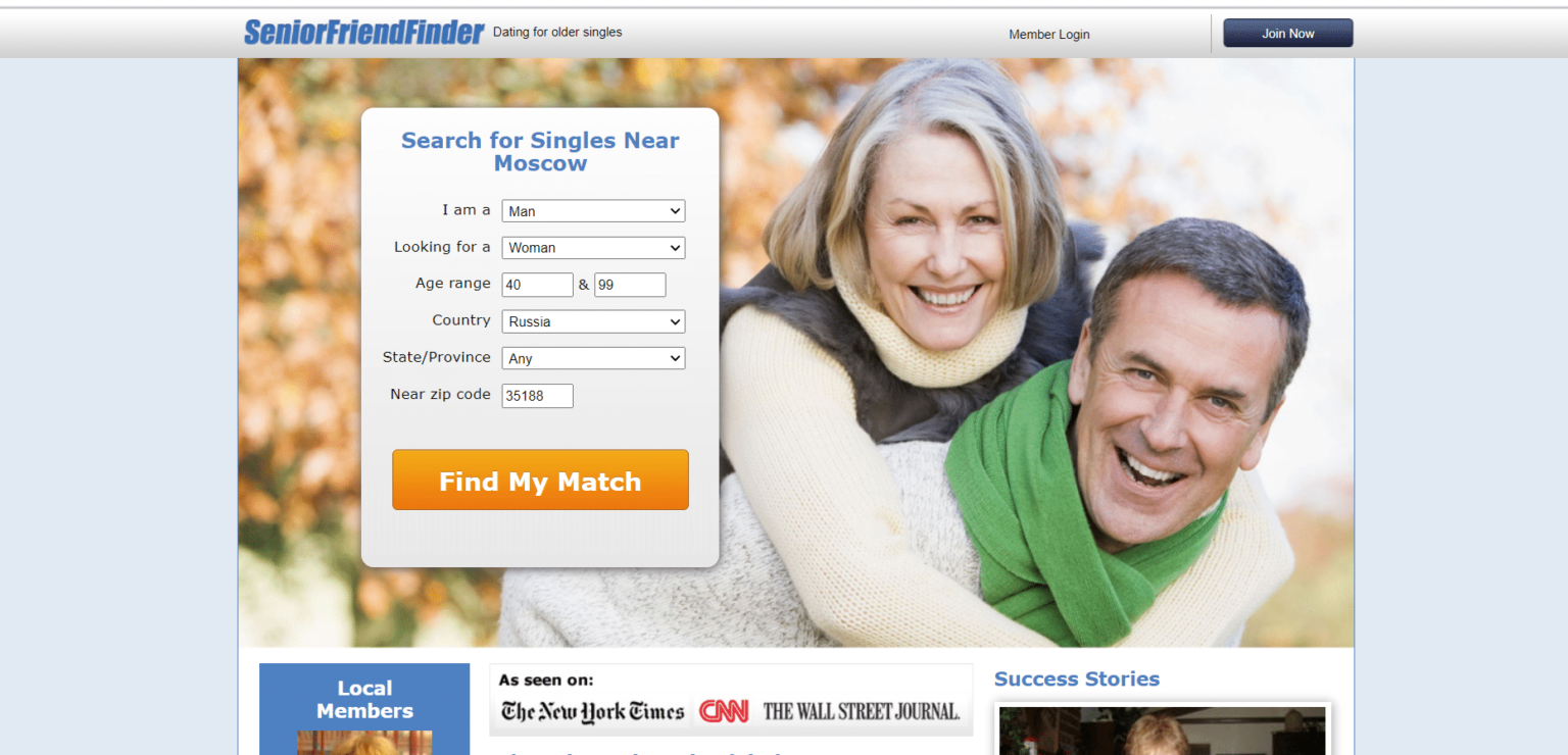 Best Senior Dating Sites: Love Knows No Age - The Pure