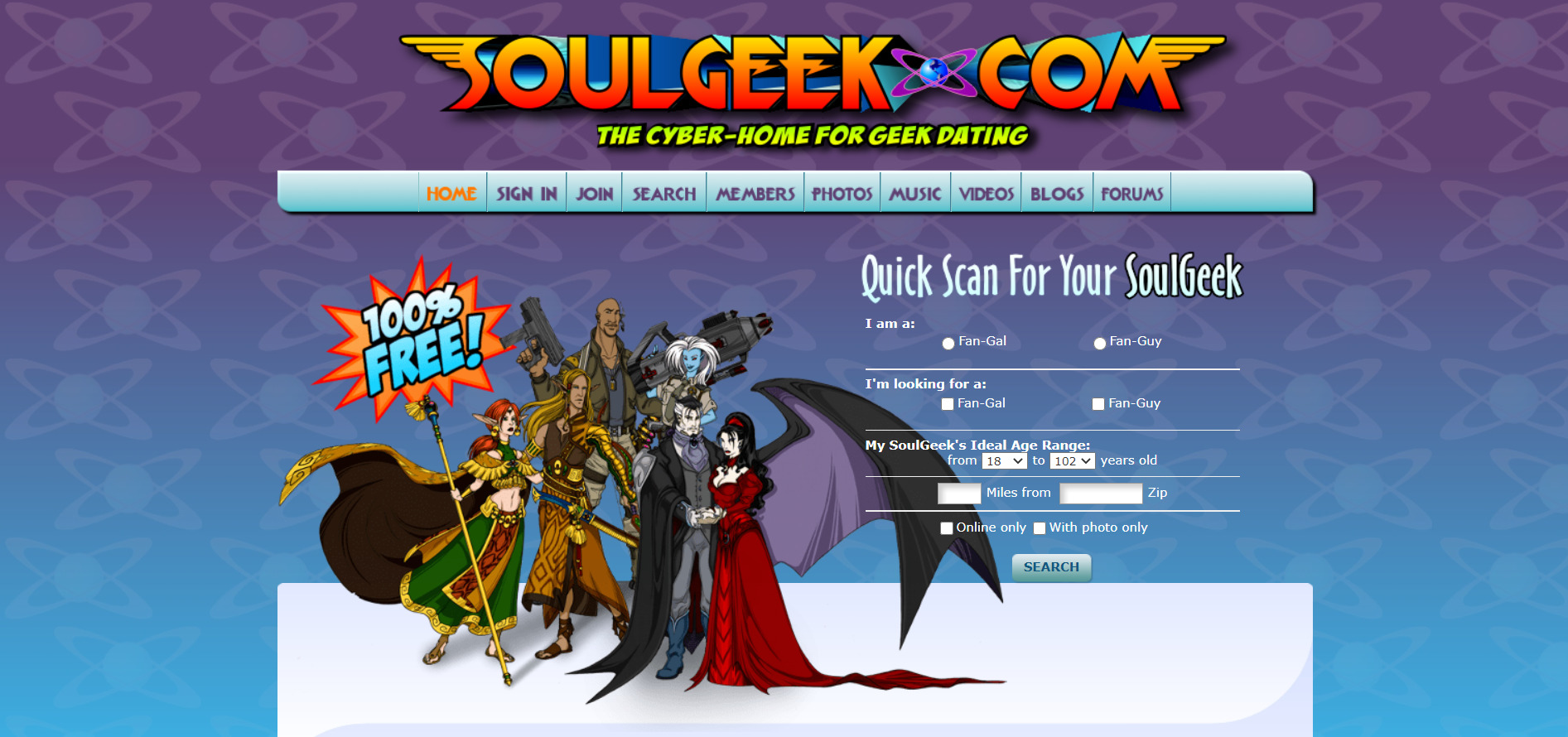 2021 03 07 5 - Top 7 dating apps and websites for geeks and gamers
